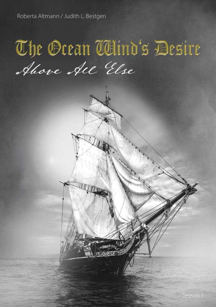 """Cover """"Above All Else - The Ocean Wind's Desire"""""""